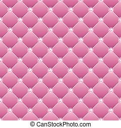 rose, arrière-plan., résumé, tapisserie ameublement