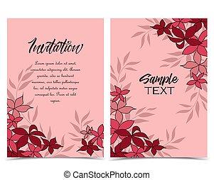 rose bloemen, vector