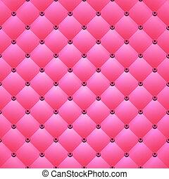 rose, boutons, carrés, fond