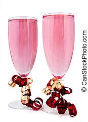 rose champagne