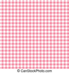 Rose checkered background