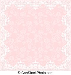 rose, cornice
