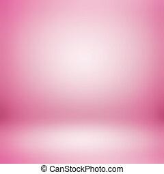 rose, gradient, résumé, coloré, fond