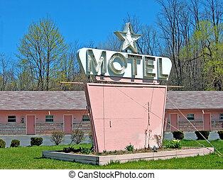 rose, motel