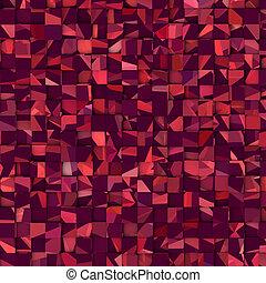 rose, multiple, résumé, tuile mosaïque, toile de fond, rouges
