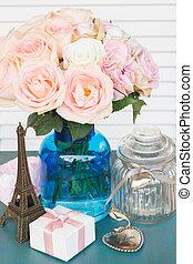 rose, per, giorno valentines