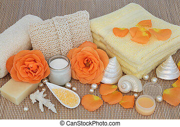 Rose Spa Beauty Treatment