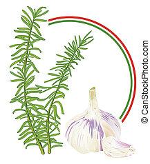Rosemary and Garlic