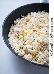 Rosemary Garlic Breadcrumbs