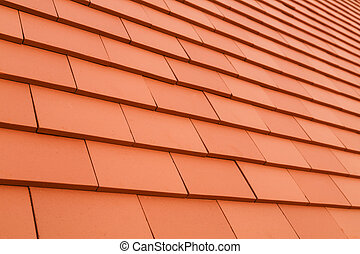 Rosemary red clay roof tiles