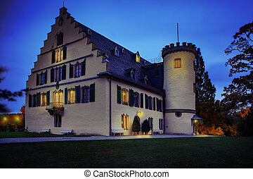 Rosenau chateau
