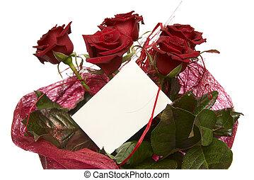 roser, rød