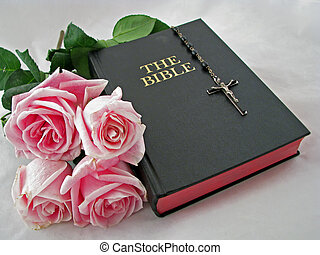 roses bible rosary