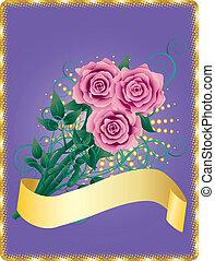 roses roses, carte