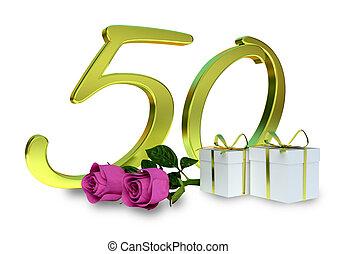roses roses, concept, anniversaire