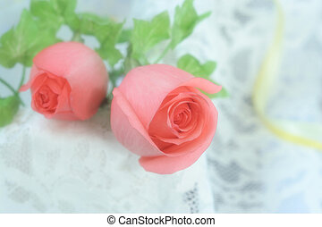 roses roses, voile