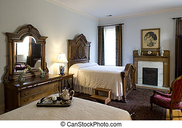 Rosewood Manor Gray Room - The Gray Room, Rosewood Manor...