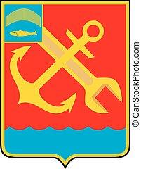 Roslyakovo pos coa - Various vector flags, state symbols,...