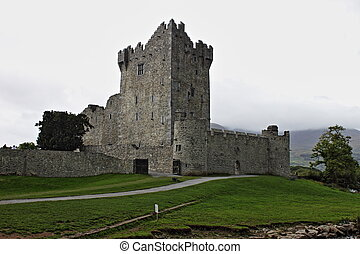 Ross Castle - HDR