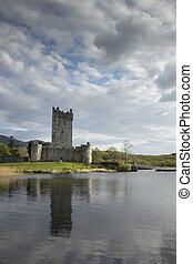 Ross Castle near Killarney, Ireland