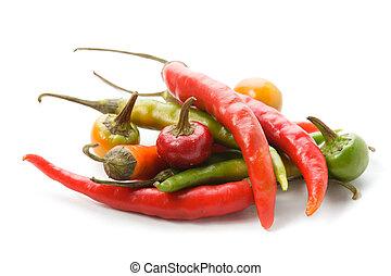 rosso caldo, chilli pepa