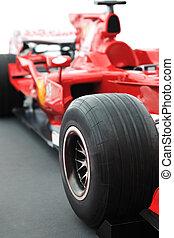 rosso, formula 1, modello