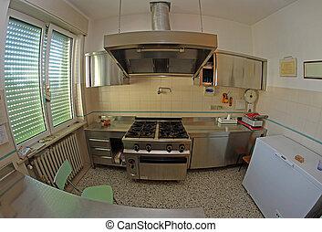 inneneinrichtung industrie kueche inneneinrichtung einrichtungen industrie kochen kueche. Black Bedroom Furniture Sets. Home Design Ideas
