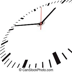 rosto relógio