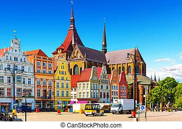 rostock, németország