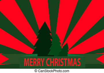 rot grün, weihnachten, hintergrund