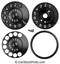 rotary dial texture kit