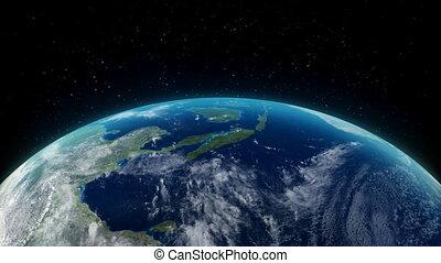 Rotate Earth