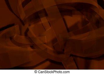 rotate, pattern, dark