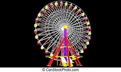Rotating Carousel Animation