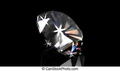 Rotating diamond, loopable - Rotating diamond with ...