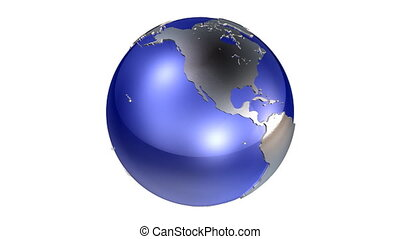 Rotating Earth Series