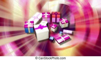 Rotating Gifts