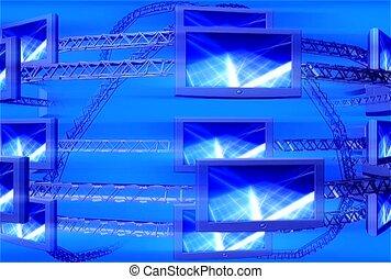 Rotating Screens