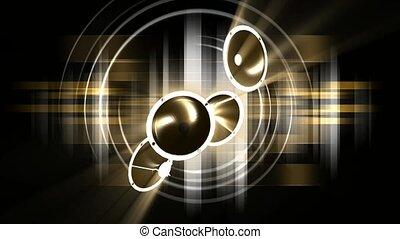 Rotating speakers