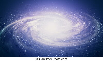 Space galaxy a birth a new beautiful stars galaxy,rainbow,time