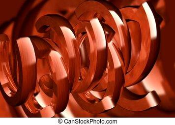 rotation, pattern, twist