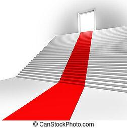 Teppich Eingang eingang teppich türen eisen rotes stein türen