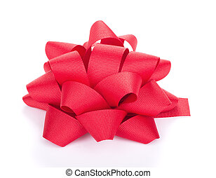rotes , feiertag, schleife