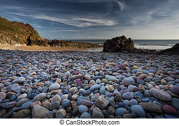 Rotherslade Bay Pebbles