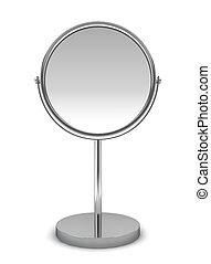 rotondo, specchio