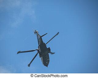 rotorcraft, hélicoptère, diuring, vol
