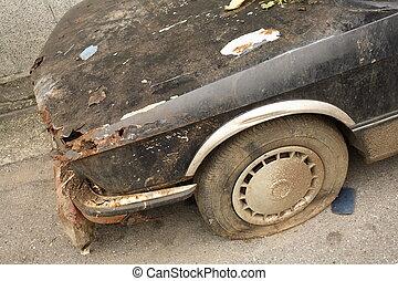 rotten car series