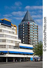 rotterdam, architecture