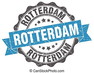 Rotterdam round ribbon seal