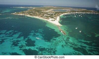 Rottnest Island flight